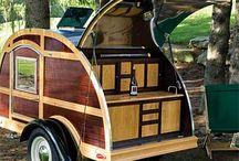 Glamping / by Shirley Lessner