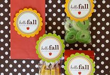 Fall-Fall-Fall / All things Fall and Autumn related, crafts, food such as apple, caramel, maple, eggnog, ginger, turkey and cranberry.  / by createdbydiane