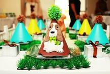 Pet Theme Party Planning / Lots of cute ideas for hosting a dog or cat themed party! / by MCAS Pets
