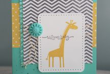 Stampin' Up! Baby Ideas / by Be Creative With Nicole