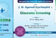 Free Eye Screening  / by Dr-Agarwal's Eye Hospital