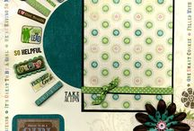 Girl Scout layouts / by Wendy Stephany
