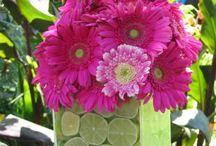 ~Flower Arrangements & Garden~ / by Brittany Barlow
