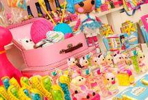 Lalaloopsy Birthday Party / by Leya Grubbs