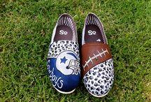 Dallas Cowboys / by Anita Jones
