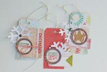 Cards & Tags - Christmas / by Tamara