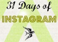 31 Days of Instagram / by Krysta Steen