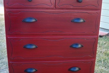 furniture / by Charlene Bargert