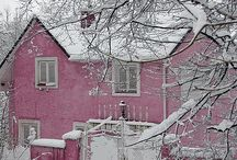Country Scenes / by Kathy Dietkus