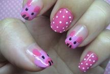 Nails  / Nail polishes, nail art & nails / by Tammy Castleberry