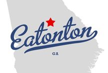 Eatonton, GA / Eatonton, Georgia - Home of Brer Rabbit, Lake Oconee and Sinclair / by Jonathan and Alyce Vining