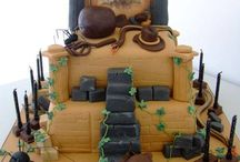 Cool cakes!! / by Caroline Ledet