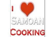Samoan Cooking :) / by Alyssa Tuaolo