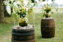 outdoor weddings / by Susan Erickson
