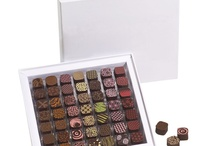 a garden of chocolate  / Petits Richart Herbal Assortment of fresh herbs, tea and spices in the finest of dark chocolate. / by Richart Chocolates