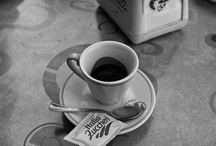 Cafe~Coffee~Frappe / by Barbara Mitchell-Chatziarapoglou