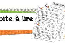 Français Lecture / by Genoud Lisa