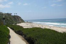 Beach Hikes Southern California / Beach hikes in Southern California / by WALK SIMPLY Outdoors, Hiking, Walking, Play