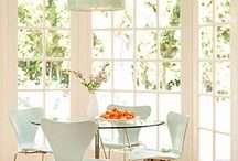 one day...  kitchen + dining / by Stephanie Lee
