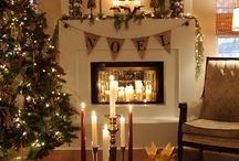Christmas decor / by Laura Slaughter
