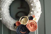 Wreaths  / by Sylvia Smith