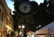 Redlands Ca, The best little town in the west!! / by Paula Calvanico