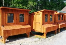 Chicken Coops / Best in Backyards of Connecticut and New York now sells beautiful backyard chicken coops. As with all of our products, we offer professional delivery and installation. / by Best in Backyards