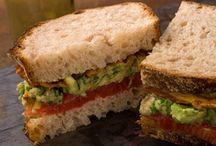 Sandwiches / by Debbie Cronley