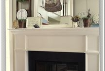 Fireplaces / by Julie Vanyo
