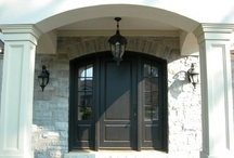 Home Building: Exteriors / by Dianna Goebel