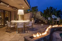 Decks & Patios / Because who doesn't love a great outdoor space? / by Inspired Design Ideas