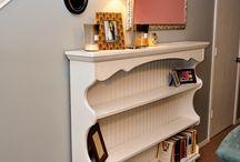 Furniture DIY / by Jamie Gronlund-Moebes