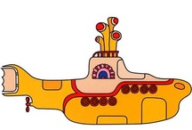 Yellow Submarine / by Maria Bell