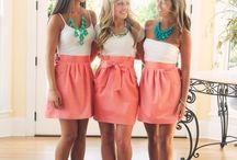 Bridesmaids / by Luxe Event Productions