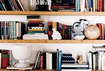 Bookshelves / by Benedetta Regis