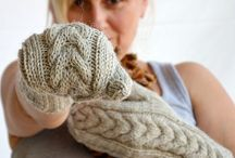 Knitting! / by Kristen Matt OHara