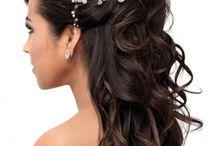 Wedding hair / by Katie Clarkin