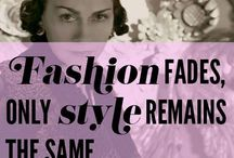 My Style / by Vilma Villalba Ellis