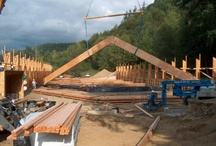 Riding Arenas & Barns by RGN / by RGN Construction