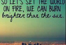 Quotes <3 / by Nisha Davis