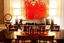 Dining Room / by Tori White