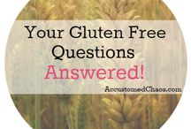 Allergies + Celiac Disease / Tips and recipes for a gluten free life / by Devan McGuinness