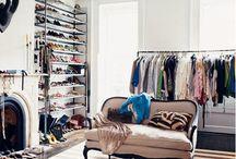 closets / by Sarah di Grazia