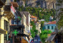 Start a new life in Athens / by Puck Galenkamp