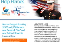 {IAH awareness} / by Impact A Hero