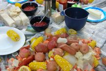 Low country boil / by Teresa Edwards