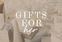 Holiday Gift Guide for Her / Stocking stuffers and Christmas gift ideas for girls / by Makeup.com