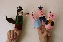 Puppets / by Jamie Humphreys