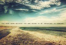 Quotes / by Chloe Aquamarine