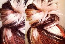 Amazing hair ideas / by Michelle Abrie